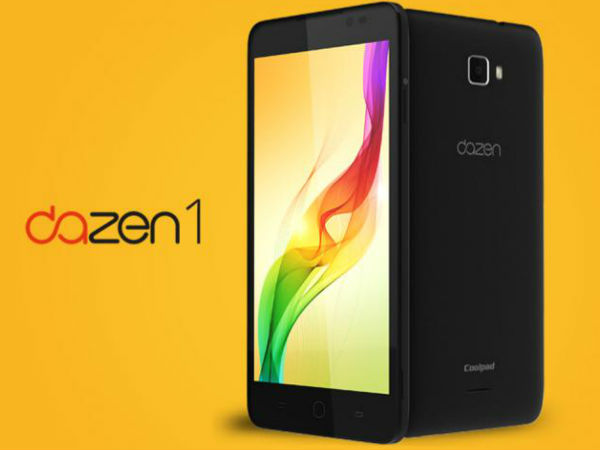 Coolpad Dazen 1: Buy At Price of Rs 6,103