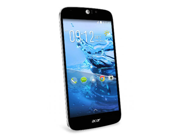 Acer Launches Two New Mid-range LTE Smartphones