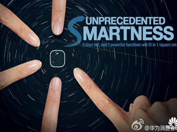 Huawei's Ascend Mate 7S to feature multifunction Fingerprint Sensor