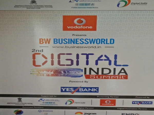 ENRG Participates Businessworld 2nd Digital India Summit