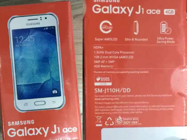 Samsung Galaxy J1 Ace with 4.3-inch Display, 5MP Camera Available