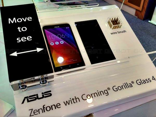 Asus Zenfone 2 Laser with 13MP Camera, Laser Focus Launched
