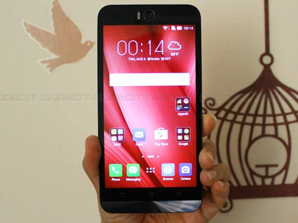 Asus Zenfone Selfie with 13MP selfie shooter launched at Rs 15,999