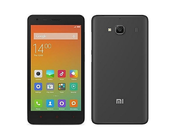 Xiaomi Redmi 2 Prime Made in India Launched at Rs 6,999