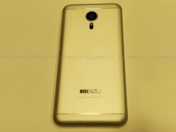 Meizu MX5 with 5.5-inch Display,3GB RAM is Now Available For Pre-Order