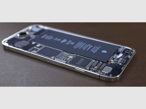 Apple iPhone 7: Battery