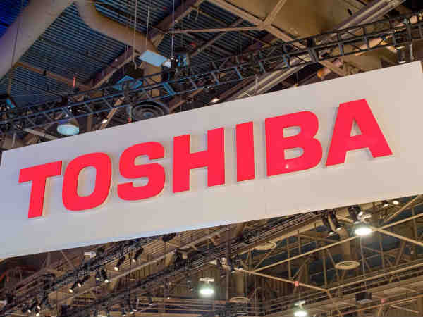 Toshiba: September 3