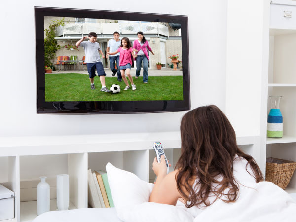Beware! TV hours can add to your body weight