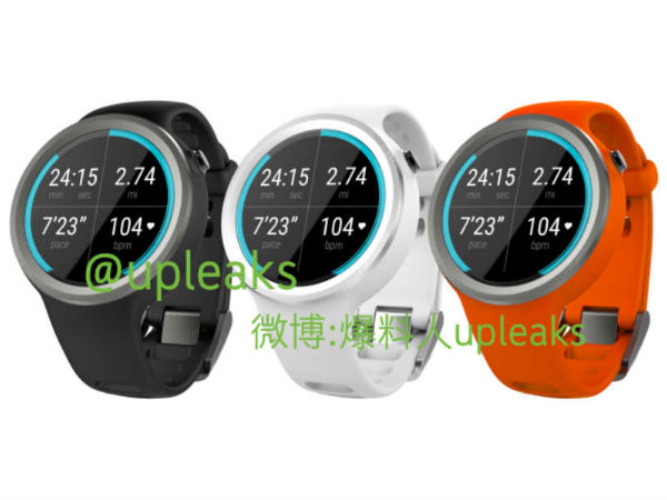 Motorola Moto 360 Next-Gen Leaked Online Ahead of Launch