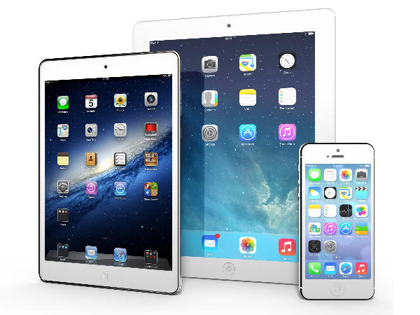 Apple partners to boost business use of iPads-iPhones