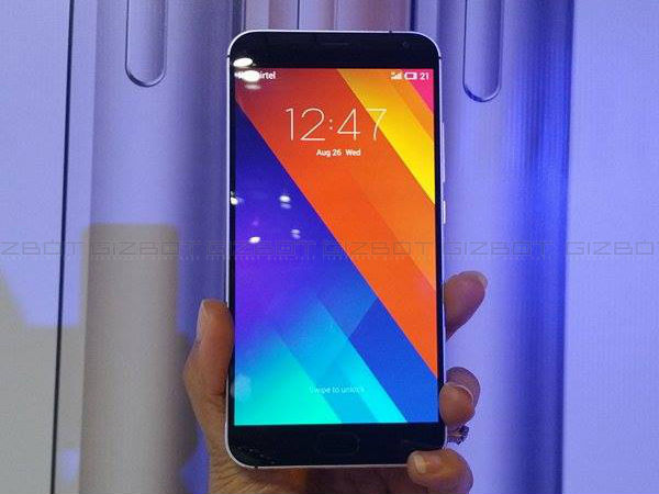 Meizu MX5 with 5.5-inch Display, 3GB RAM Goes on Sale in India