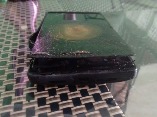 OnePlus One explodes while on charge: Battery reportedly the culprit!