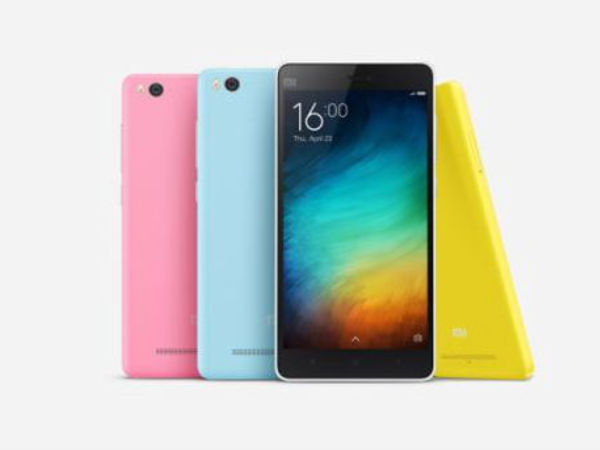Xiaomi Mi4c with SD808 hexa-core chipset to launch on September 24