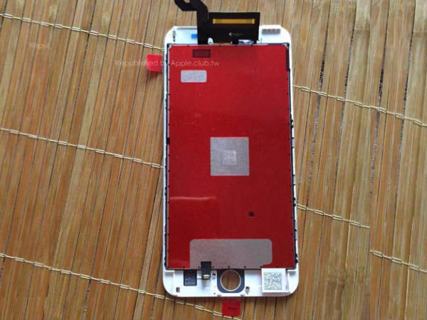 iPhone 6s Plus front panel leaked: Hints at a near same design