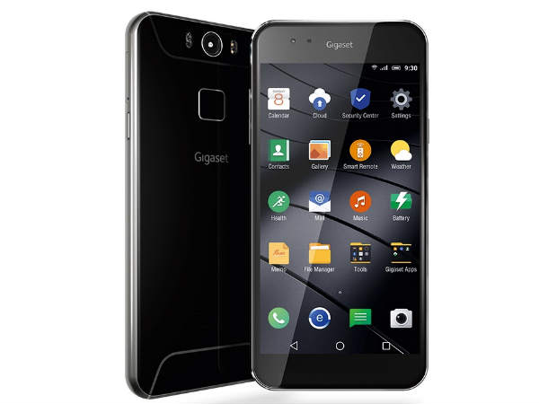 IFA 2015: Gigaset Unveils Three Smartphones With High-End Specs