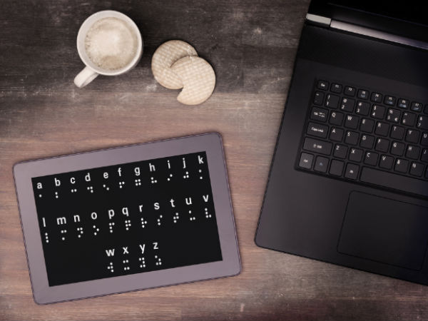 IIT Researchers Developed Software To Convert Languages Into Braille