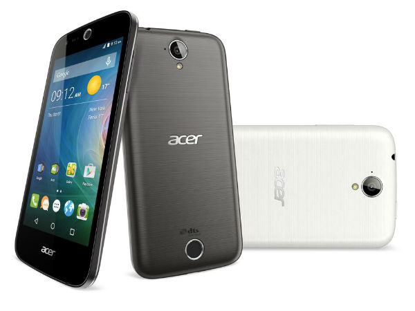 IFA 2015: Acer Announced Liquid Z330 and Z320 Smartphones