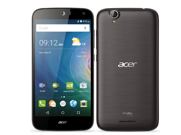 IFA 2015: Acer Unveiled Liquid Z530 and Z630 Smartphones