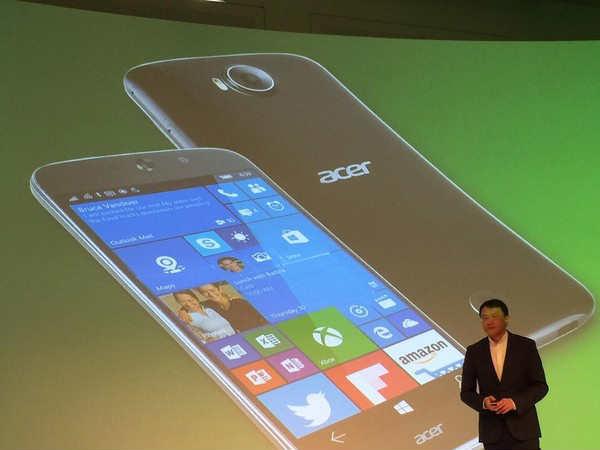 IFA 2015: Acer Unveiled Jade Primo, Support Windows 10 Continuum