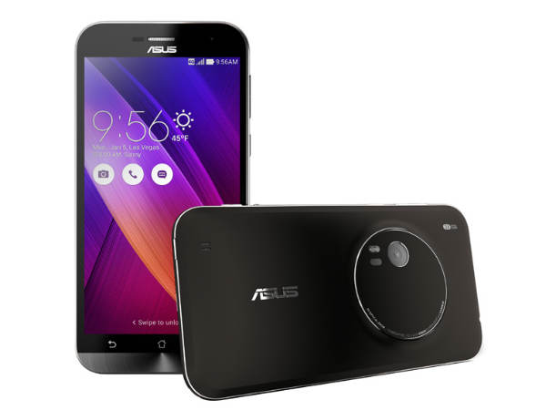 Asus Zenfone Zoom smartphone makes an appearance at IFA 2015