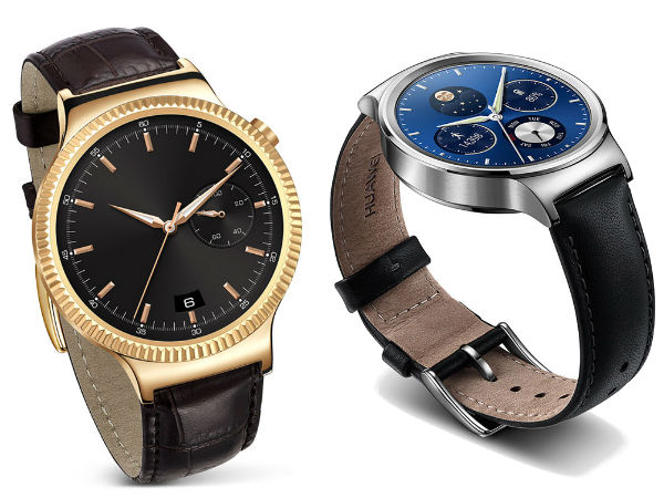 Huawei Watch, The Android Wear Made Its Appearance At IFA 2015