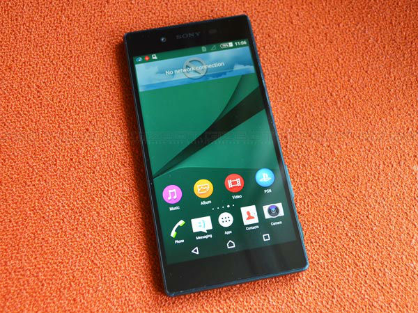 IFA 2015: Sony Xperia Z5 with 5.2-inch Display, Snapdragon 810 CPU