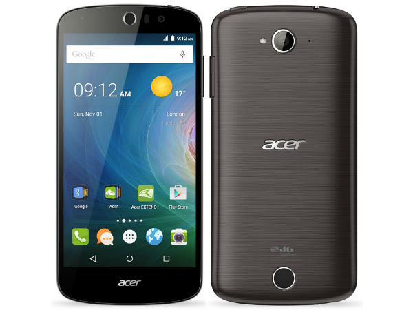 Acer Liquid Z530: Features/Specifications