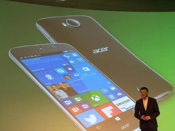 Acer Jade Primo: Features/Specifications