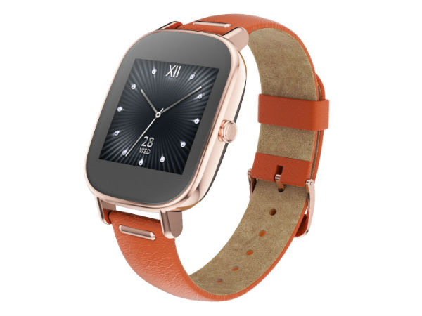 Asus ZenWatch 2 (WI502Q): Announced At IFA 2015