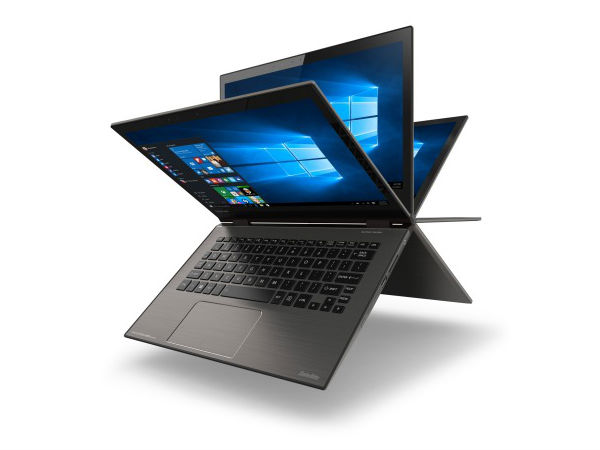 Toshiba Satellite Radius 12: Announced At IFA 2015