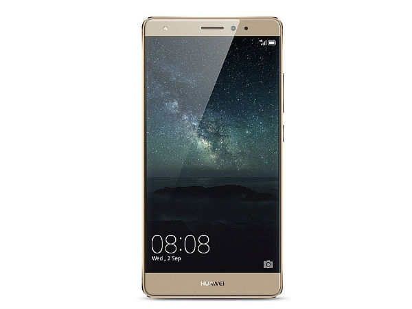 Huawei Mate S smartphone launched with force touch technology
