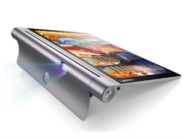 IFA 2015: Lenovo YOGA Tab 3 Pro Announced with Built-in Projector