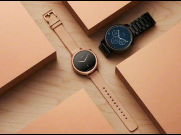 Lenovo Announces New Moto 360 Smartwatch and Moto 360 Sport edition