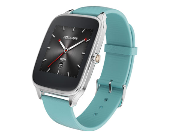 Asus ZenWatch 2 (WI501Q): Announced At IFA 2015