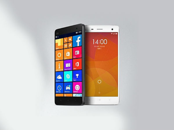 Xiaomi Mi4 seen running Windows Mobile in 5 minute video