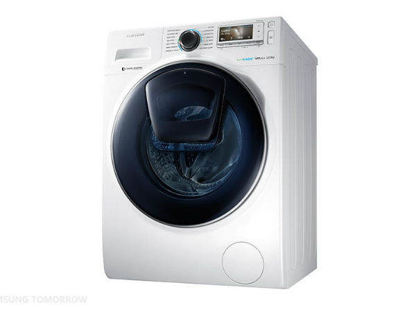 Samsung Addwash smart washing machine with connected tech launched