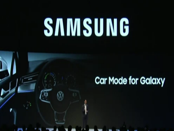 Samsung partners with Volkswagon and BMW