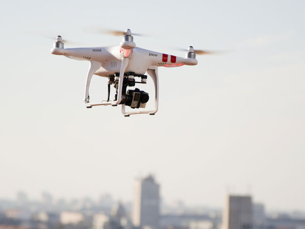 Drones dominate everyday life with new applications