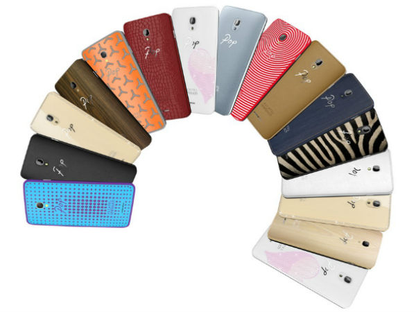 IFA 2015: Alcatel OneTouch Pop Up and Pop Star smartphones