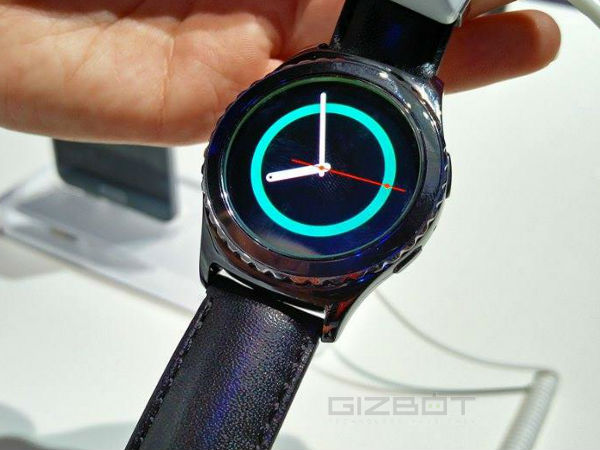 Samsung Gear S2, Gear S2 3G and Gear S2 classic