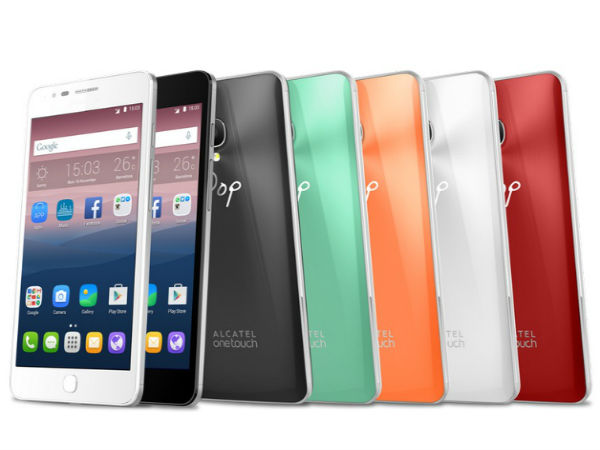Alcatel OneTouch Pop Up: Specifications