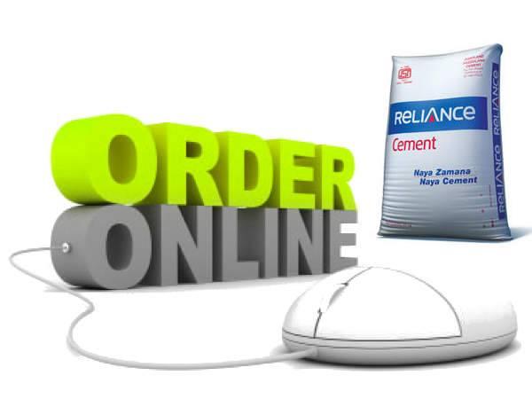 Now buy cement online!