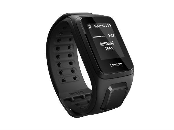 IFA 2015: TomTom Unveils Spark Series Running Smartwatch