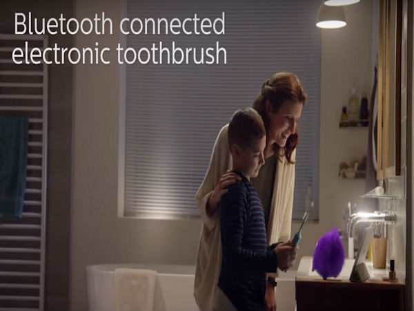 Philips Sonicare for Kids connected showcased at IFA 2015