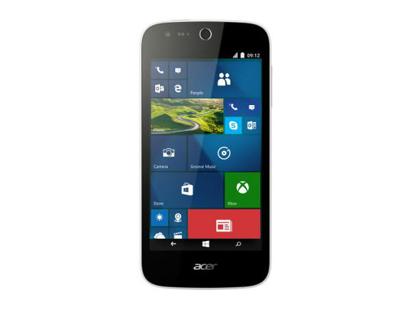 Acer Liquid M330: Spcifications