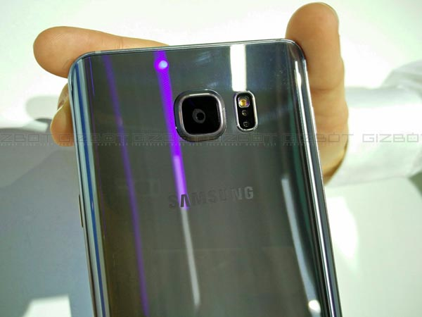 Samsung Galaxy Note 5 First Impression