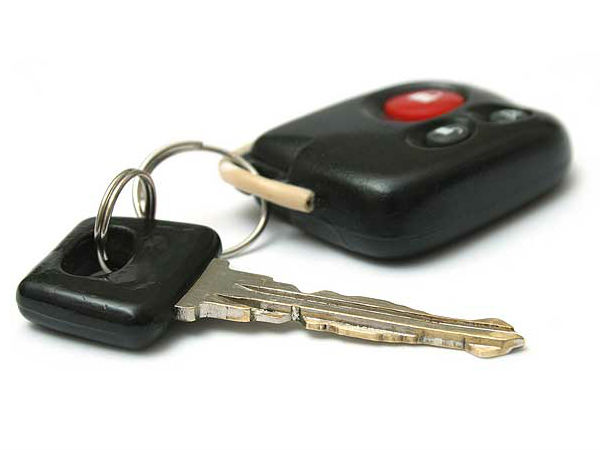 Traditional Car Keys