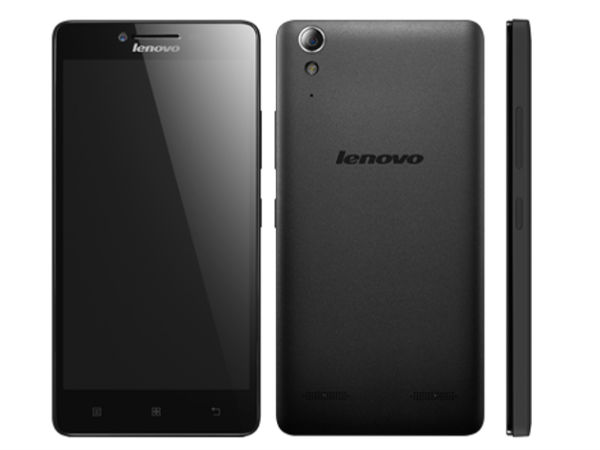 Lenovo A6000 now receiving Lollipop update