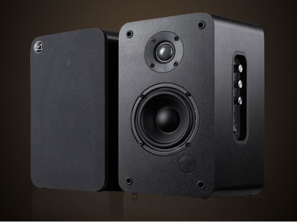 F&D R30BT 2.0 BookShelf Speakers launched in India at Rs 5,990
