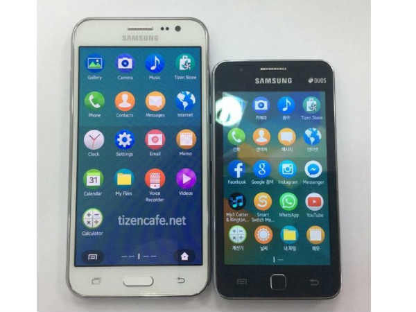 Samsung Z3 Tizen-Powered Smartphone Images Leaked, Compared With Z1